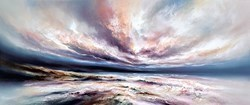 Infinite Seas by Chris and Steve Rocks - Limited Edition Box Canvas sized 38x16 inches. Available from Whitewall Galleries